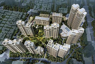 上海老西门新苑二期项目